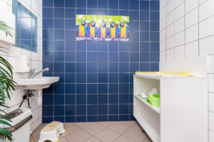 WC - AMAZONA mängutuba